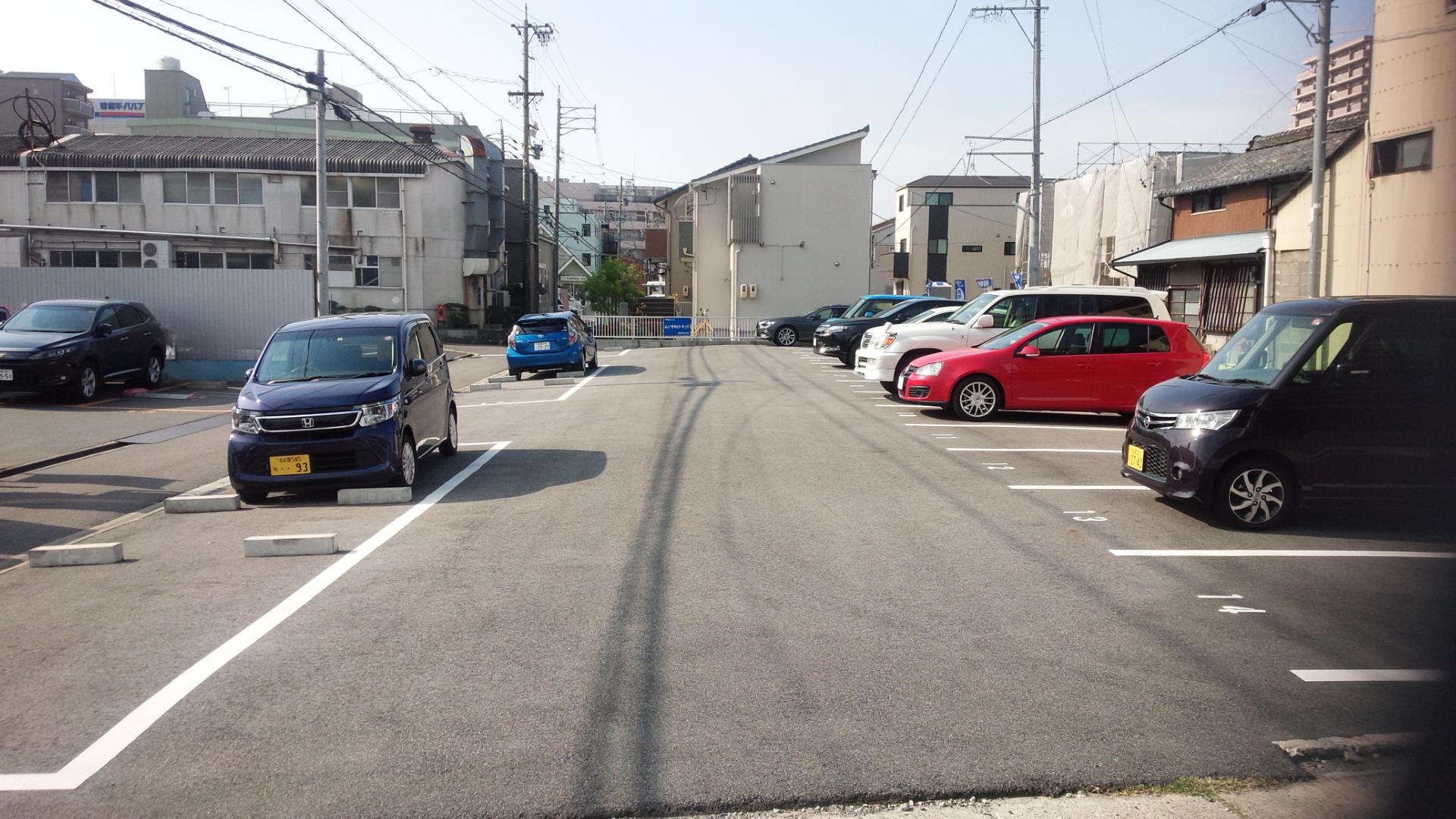 名西(酒井)月極駐車場