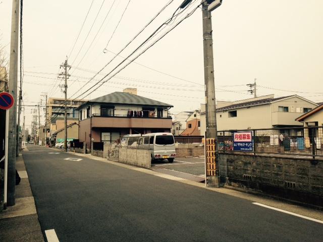 平安山田2丁目駐車場