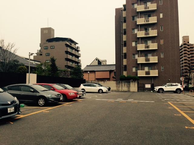 飯田町駐車場
