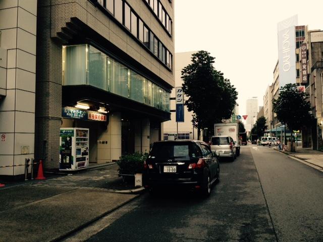 八木兵伝馬町ビル駐車場<!--やぎひょう でんまちょう-->