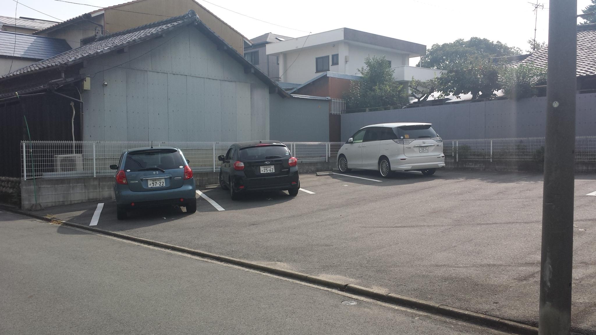 山脇町駐車場