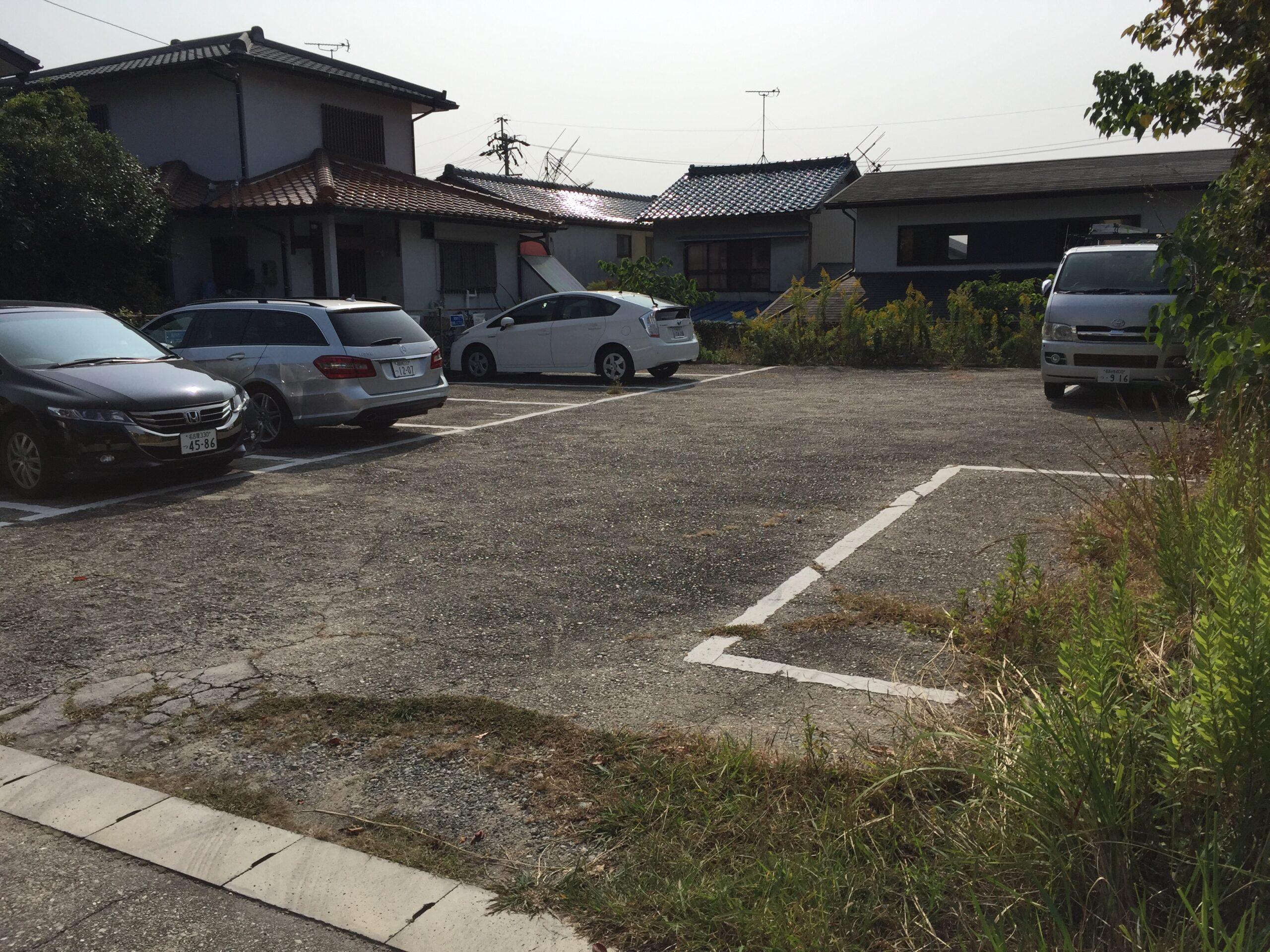 緑ヶ丘第2駐車場