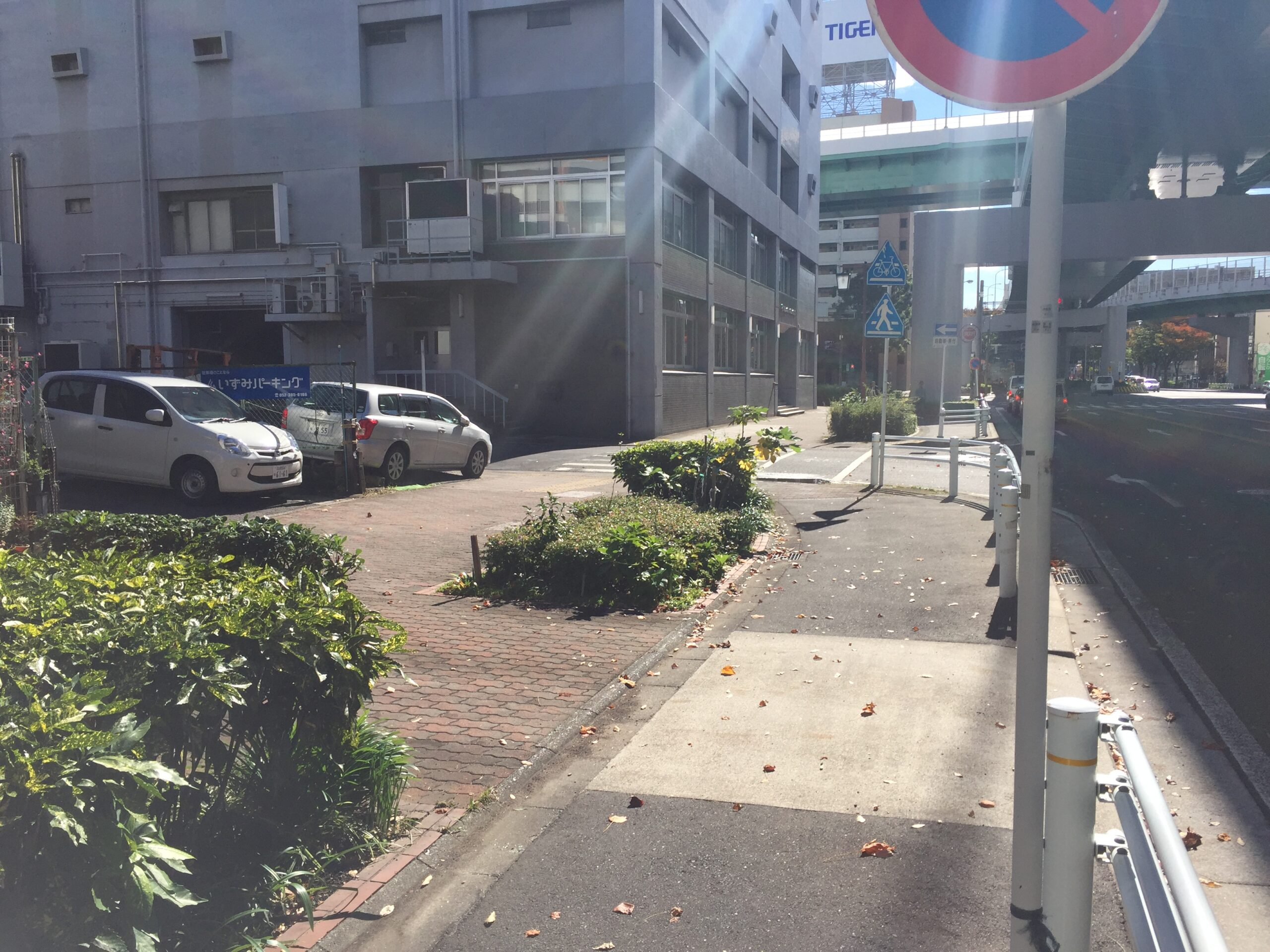 名駅南2丁目月極駐車場