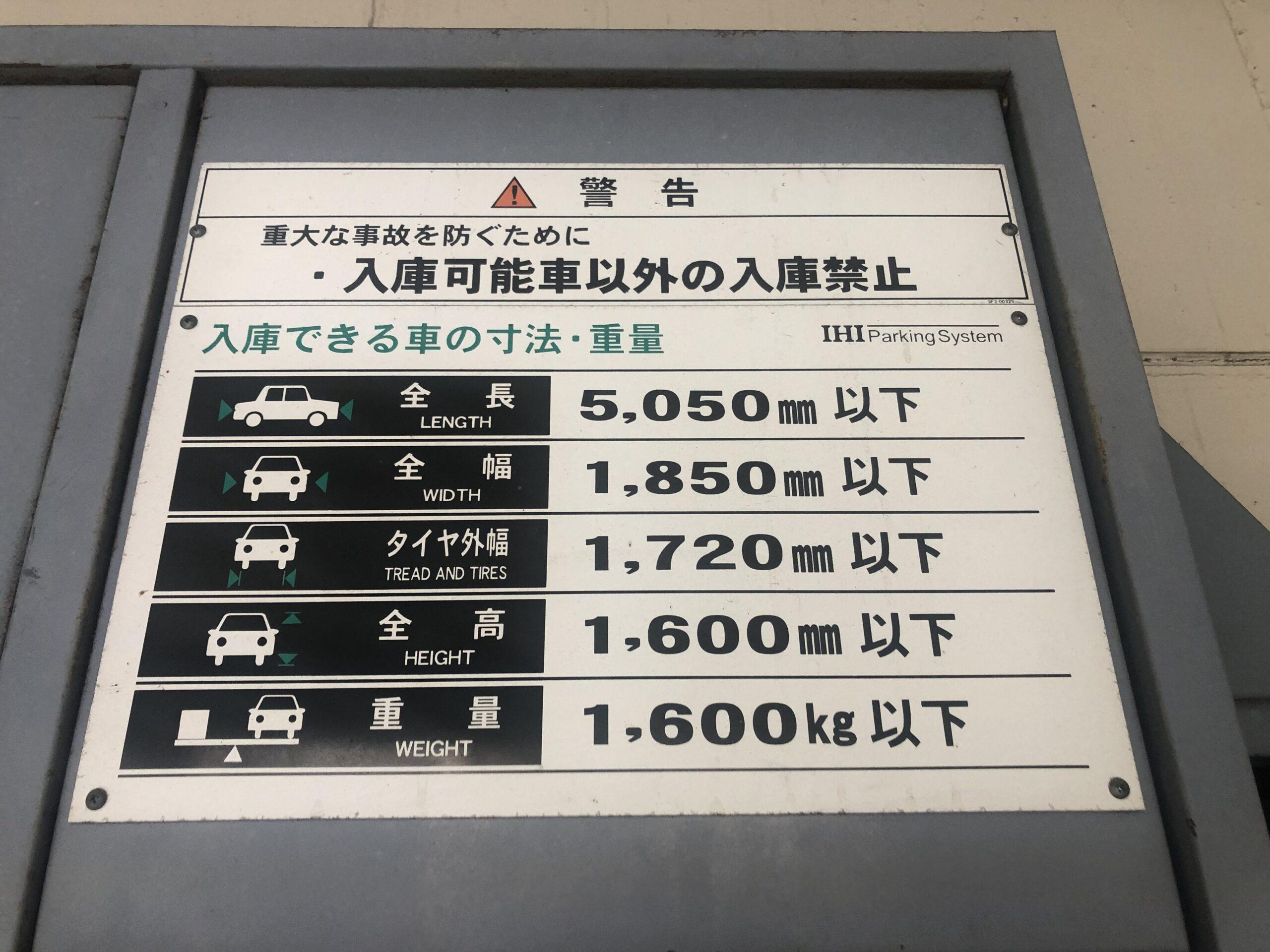 錦1丁目パーキング