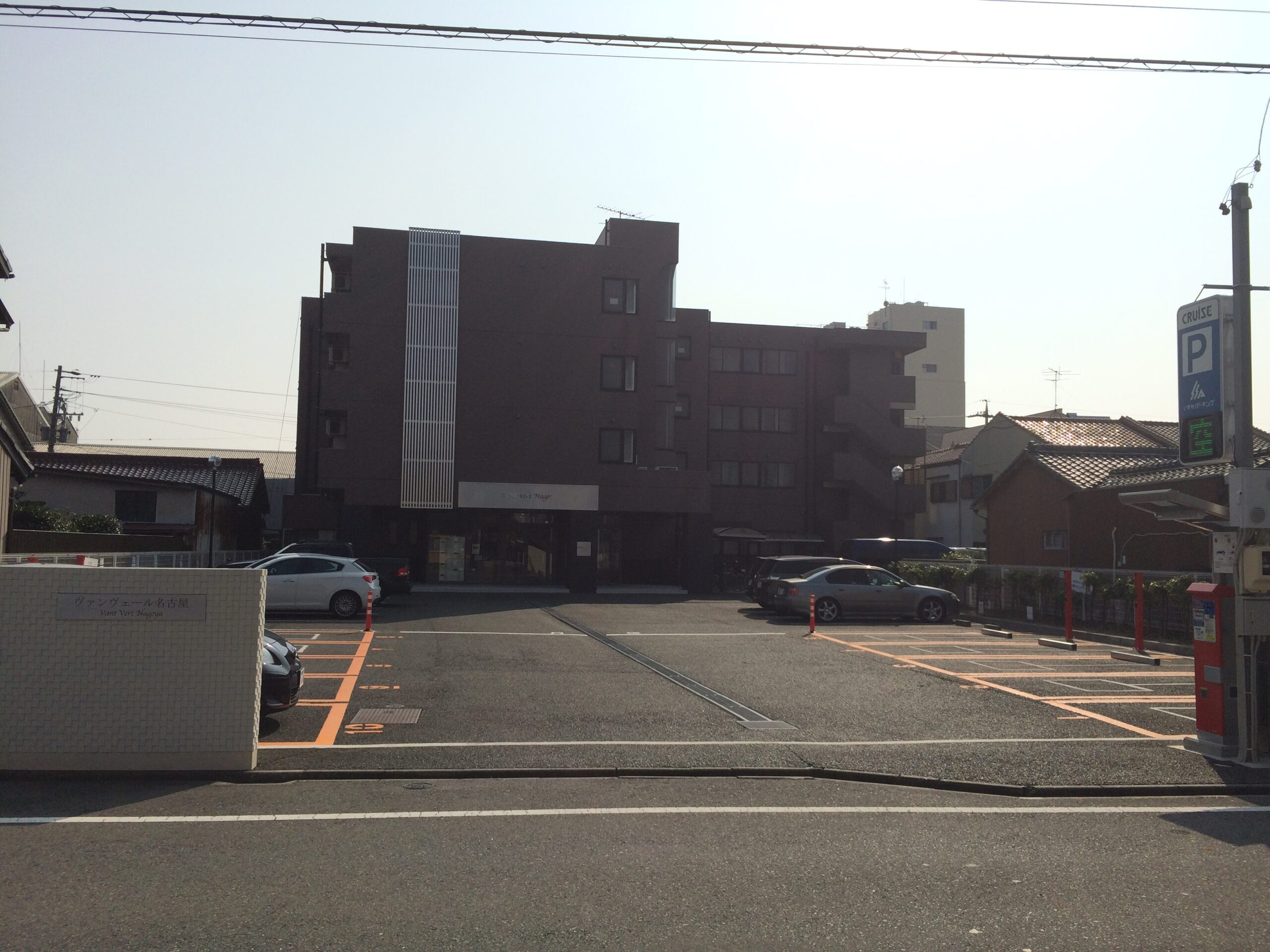 ヴァンヴェール名古屋駐車場