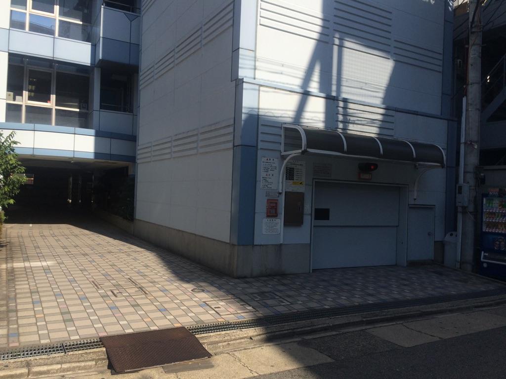 フォルテ栄駐車場