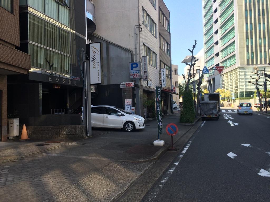 第二ヒシタ駐車場
