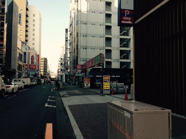 三交の駐ing名古屋錦<!--三交イン-->
