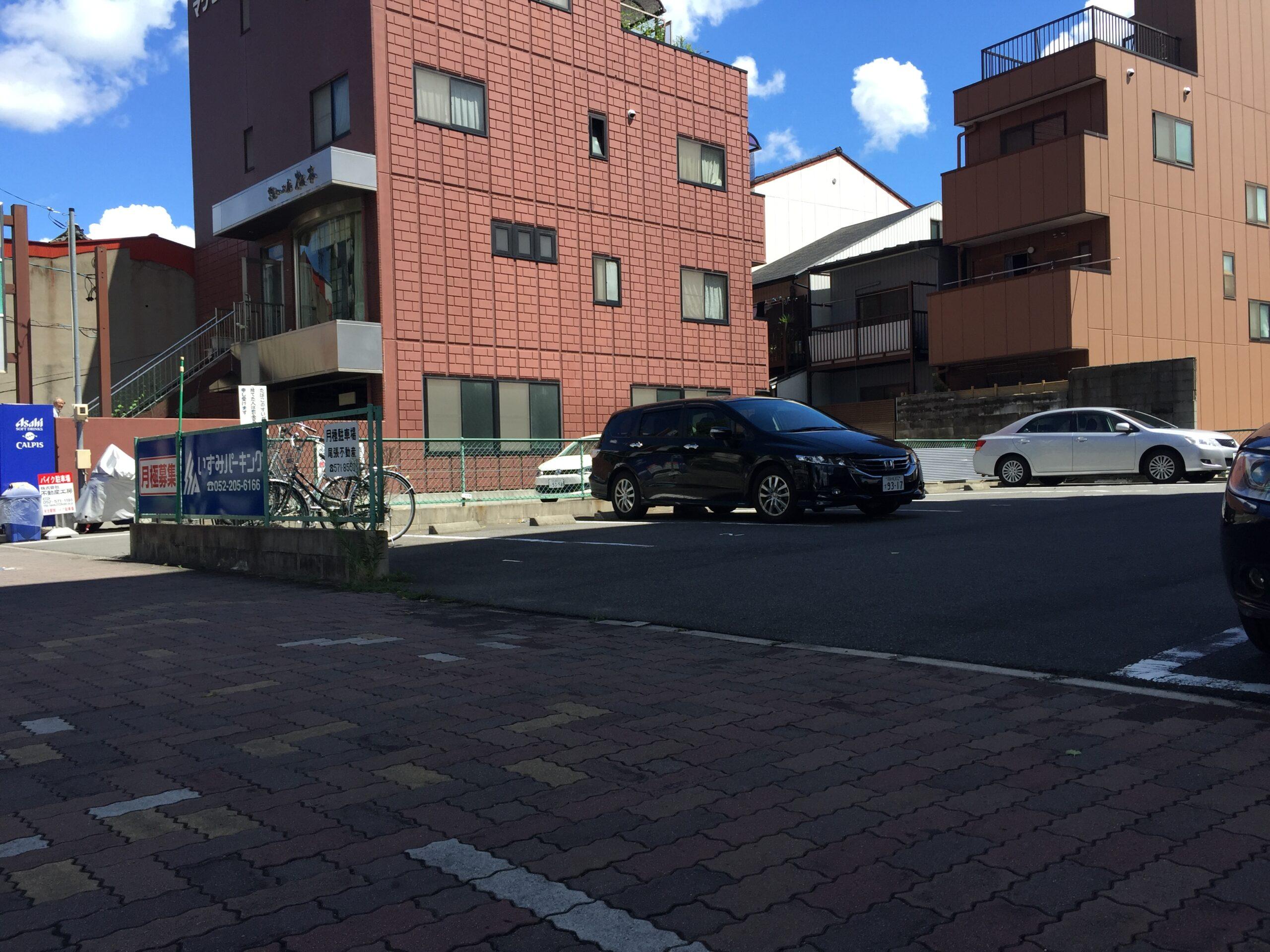 いずみパーキング栄生駅前