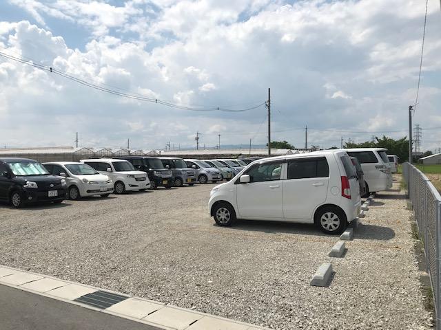 弥冨市前ケ平駐車場