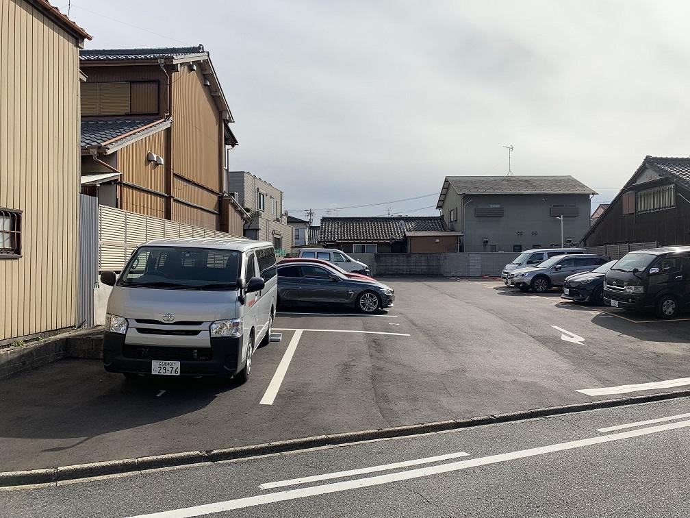 平郷町駐車場