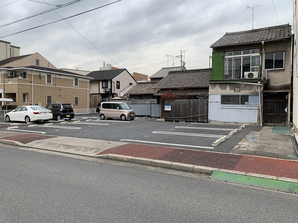 下坂町第四駐車場