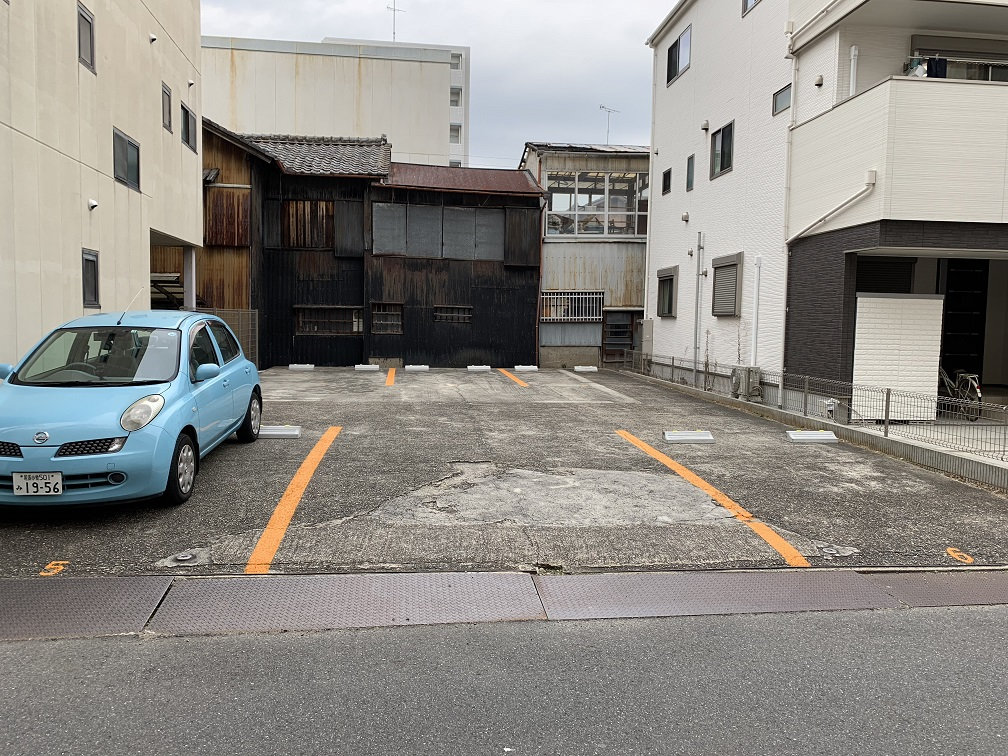 上坂町第三駐車場