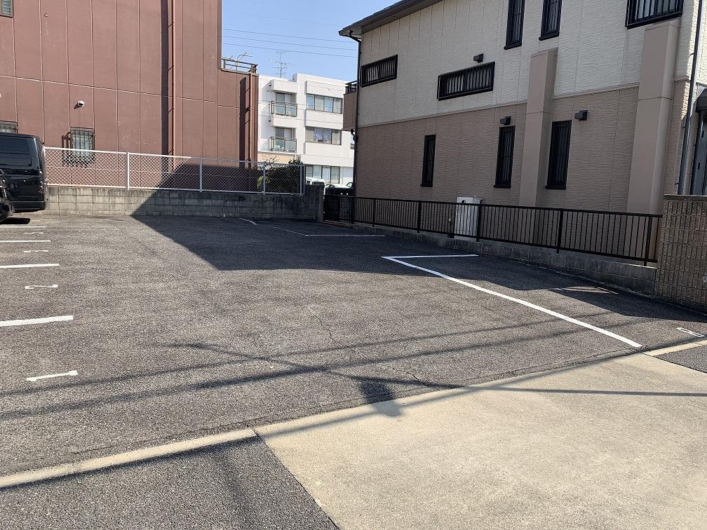 神前町第二駐車場