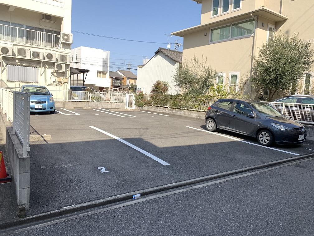 柳ヶ枝駐車場