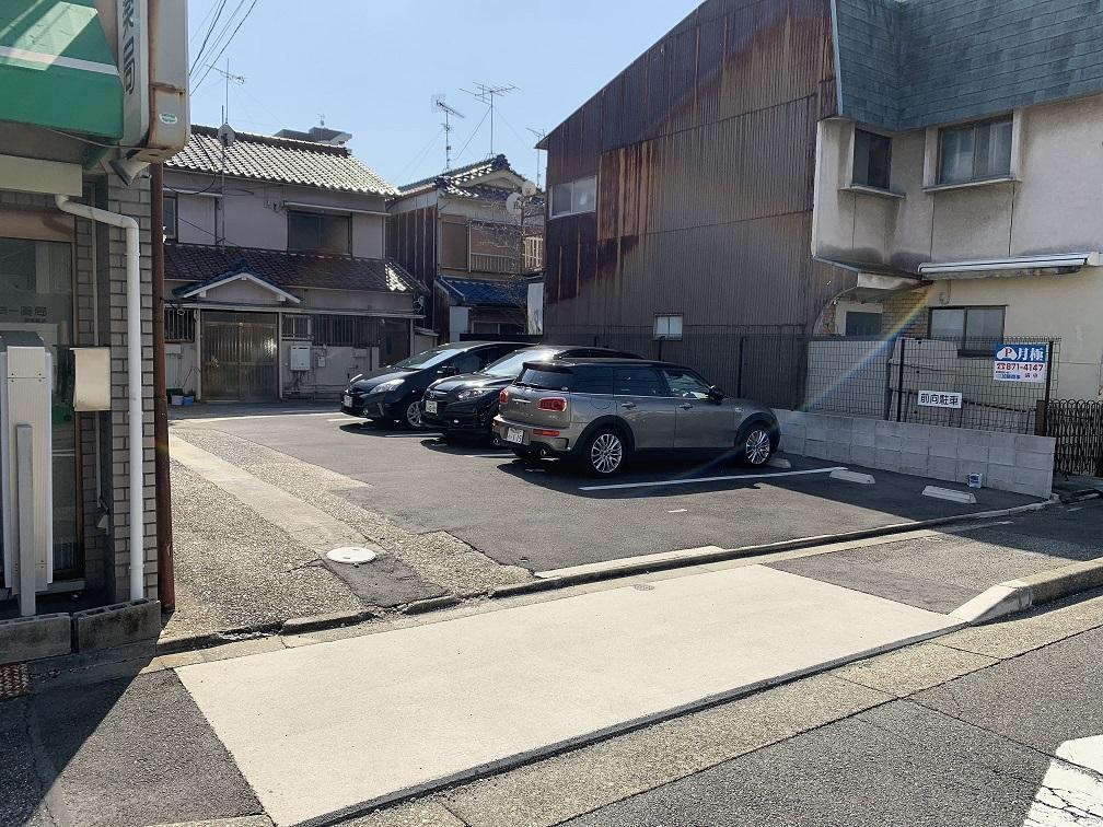 姫宮町第三駐車場