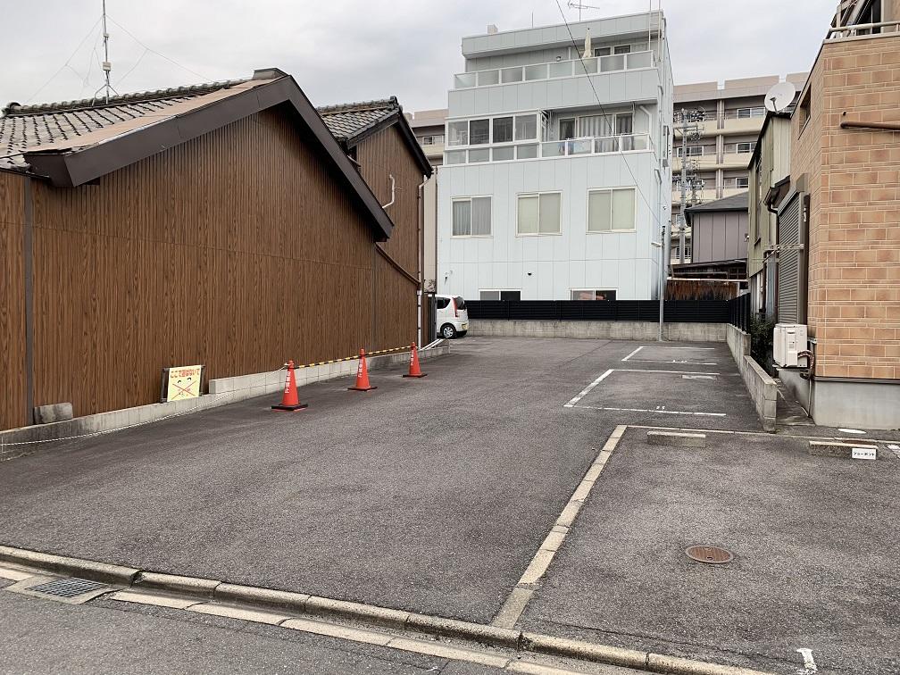 下坂町第三駐車場