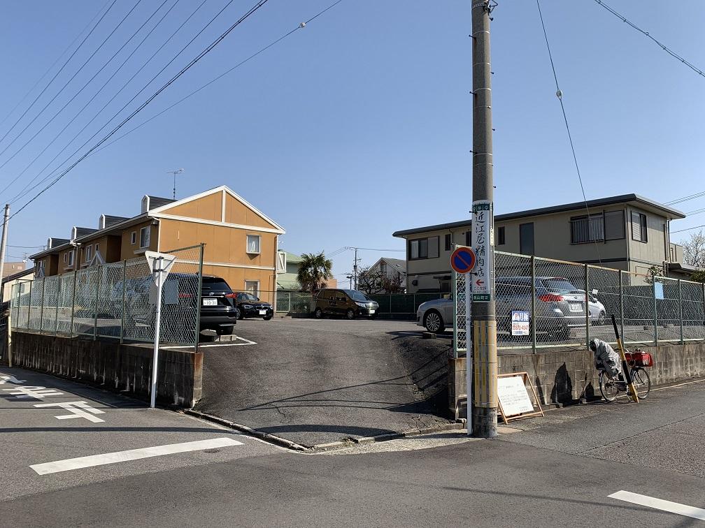 萩山町駐車場