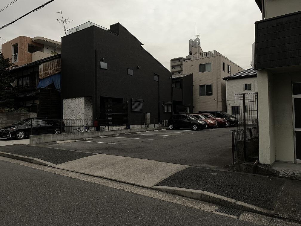 上坂町第二駐車場