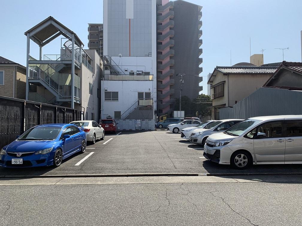 姫宮町第一駐車場