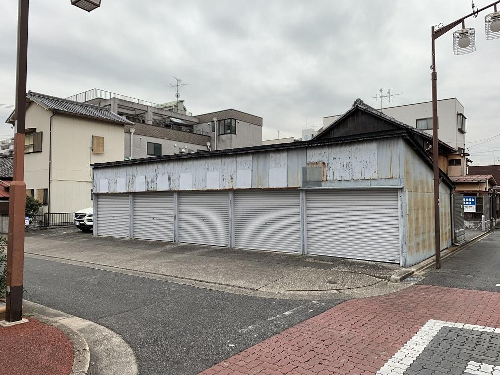 下坂町第一駐車場