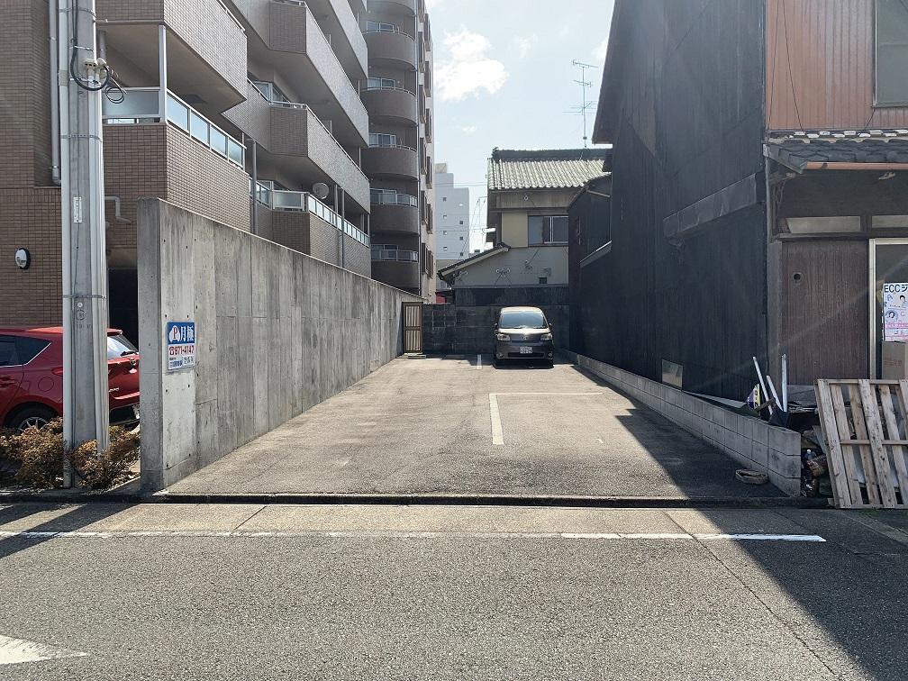 苗代町第三駐車場