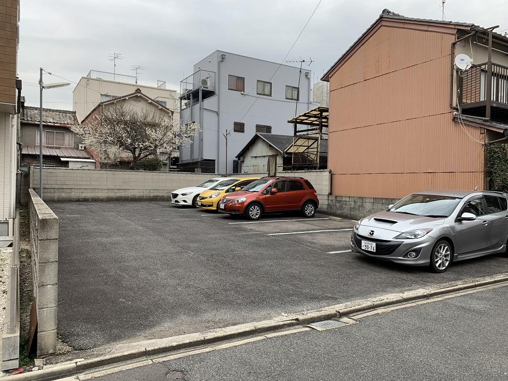 下坂町第五駐車場