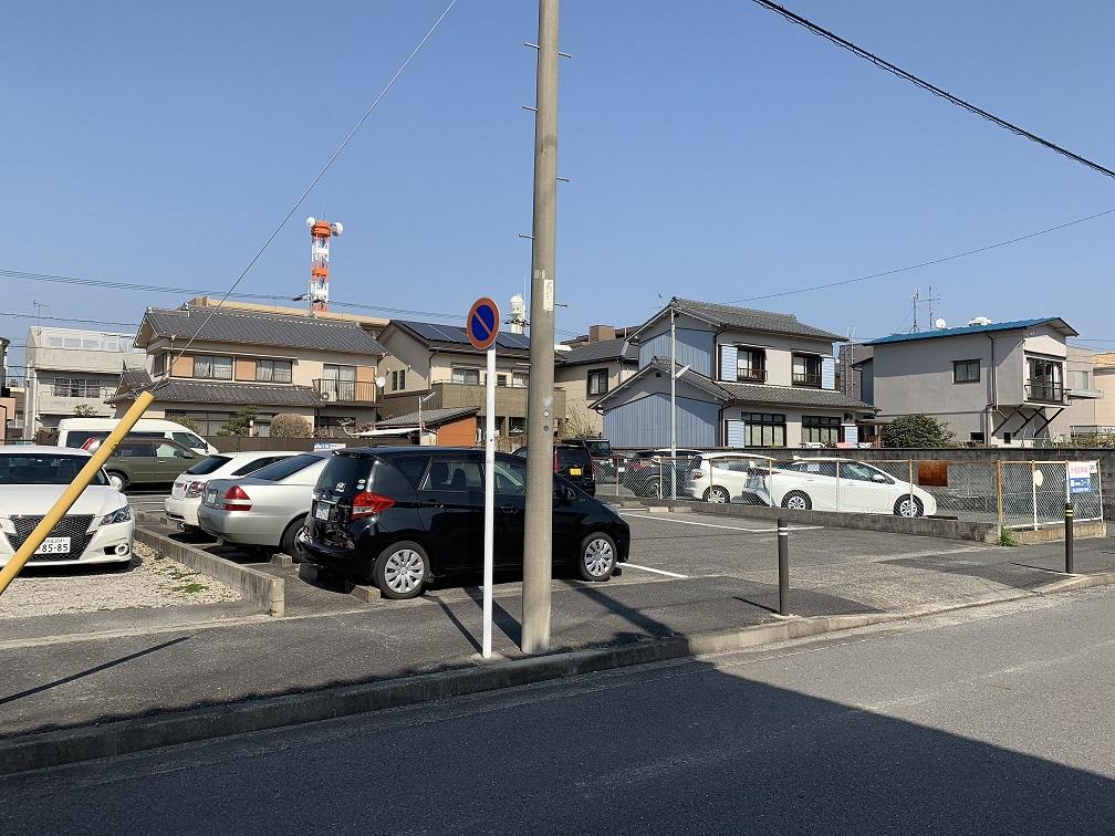 姫宮町第二駐車場
