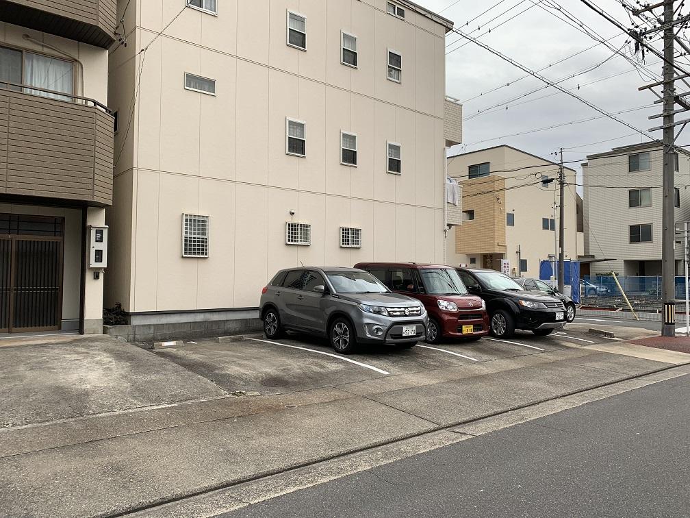下坂町第二駐車場