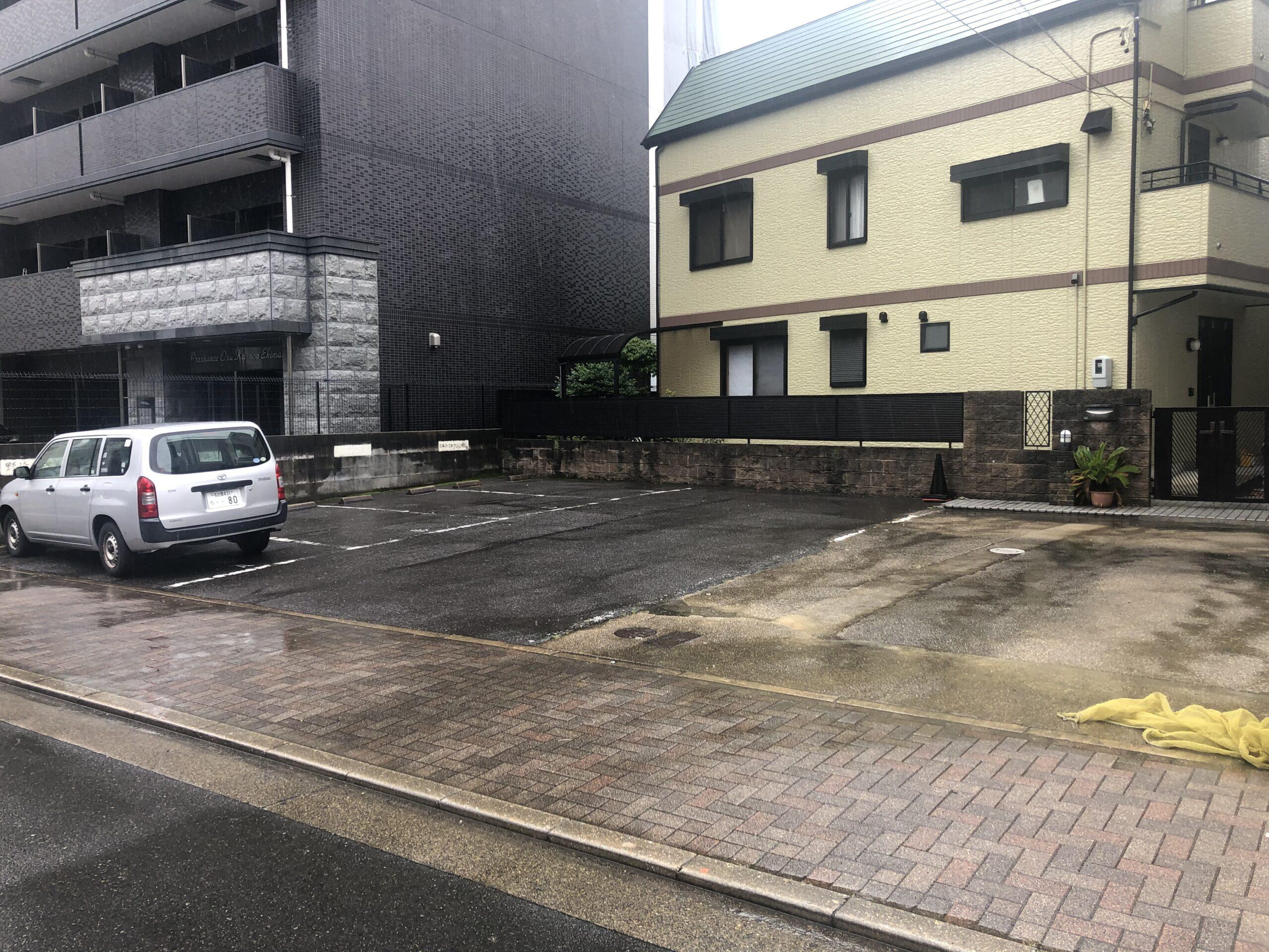 大須1丁目駐車場